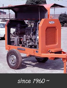 株式会社アサオは昭和35年にサービスを開始 株式会社アサオ 空気圧縮機(コンプレッサー)の販売・設置・メンテナンス 中古コンプレッサー販売 富山市大沢野